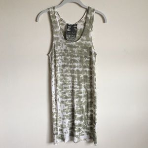 YF&B Tie Dye Mini Dress